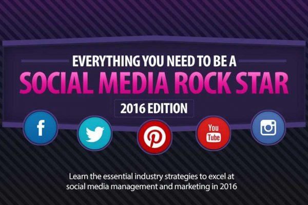 Infographic: Social Media Tips