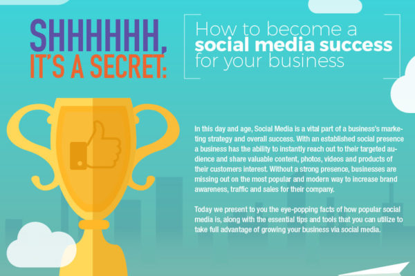 How to become a social media pro for your business (infographic)