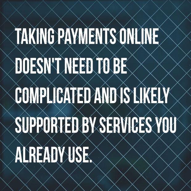 online payments covid